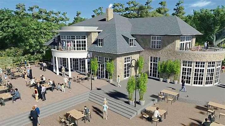 Restaurant Wannsee Terrassen Caterer Greifenberg Bernimmt