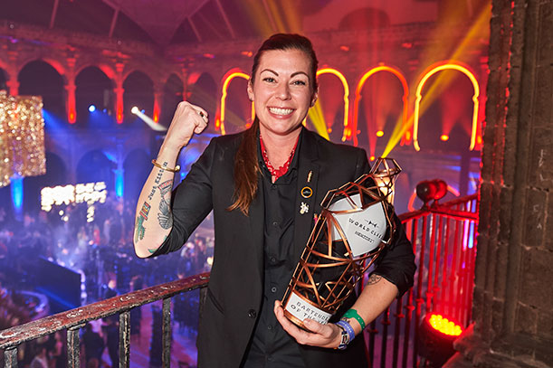 World Class Bartender of the Year 2017 | Gewinnerin ist Kaitlyn Stewart