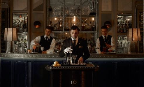 Beste Bars der Welt | The Worlds 50 Best Bars Connaught Bar