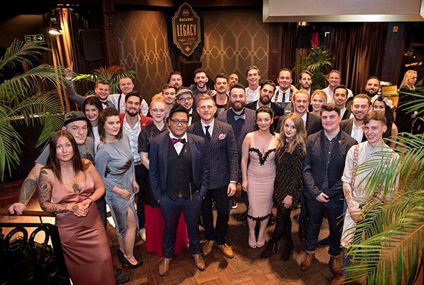 BACARDI Legacy Global Cocktail Competition | Weltmeisterschaft der Barkeeper
