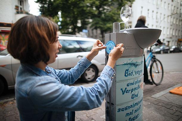 Berliner Trinkwasser