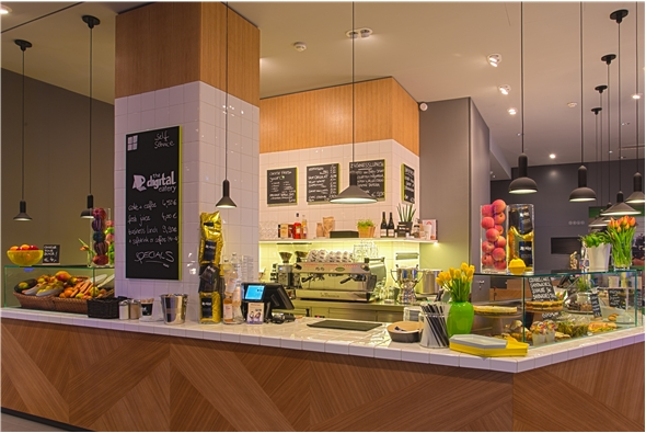 microsoft berlin digital eatery gourmetwelten das genussportal. Black Bedroom Furniture Sets. Home Design Ideas