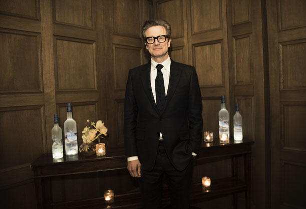 Colin Firth Genius-Premiere im Berlinale Palast