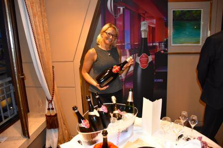 Gosset falstaff Champagner Gala | Prickeln im Capital Club