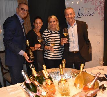 Pommery falstaff Champagner Gala | Prickeln im Capital Club
