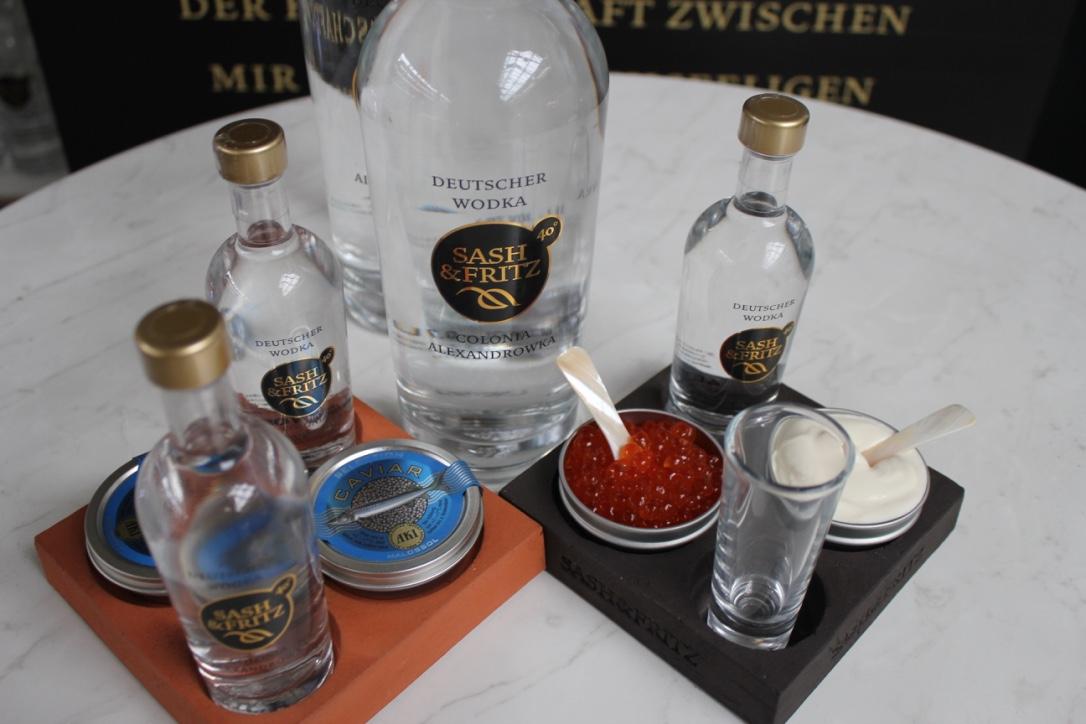 bar trends wodka und kaviar gourmetwelten das genussportal. Black Bedroom Furniture Sets. Home Design Ideas