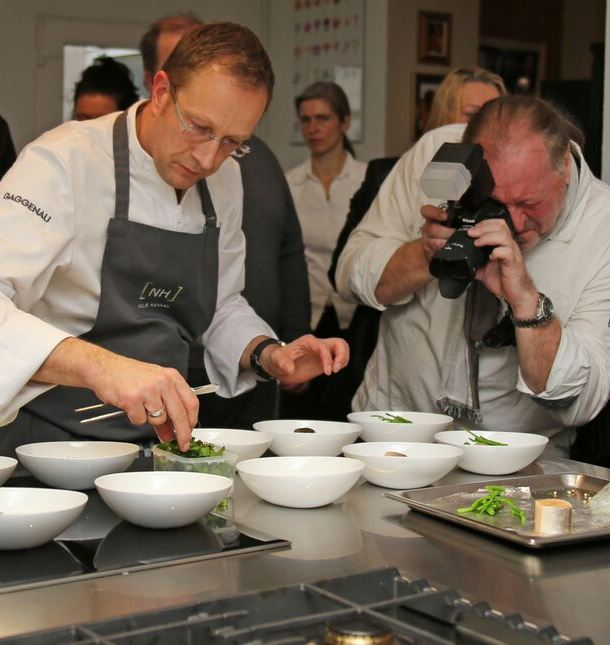 Nils Henkel | Master Classes im Centre Port Culinaire