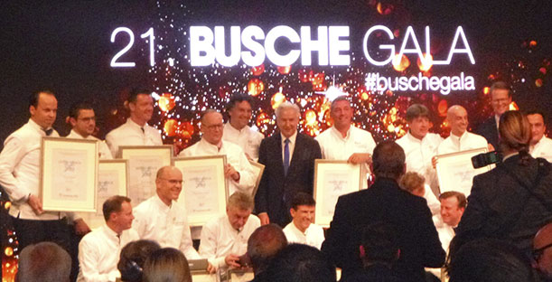 Busche-Gala 2018 in Berlin