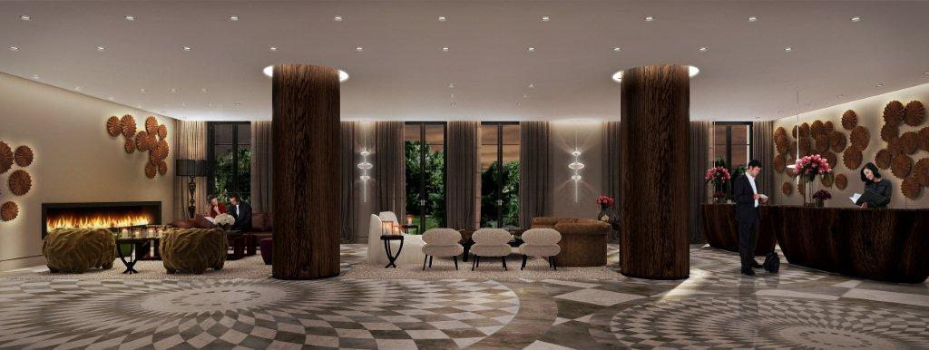 Hotel crowne plaza berlin am potsdamer platz for Trendige hotels berlin