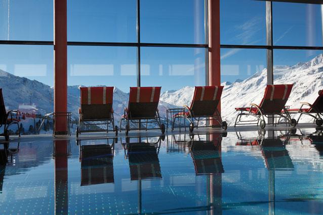 Die h chsten hotels in den alpen gourmetwelten das for Designhotels in den alpen