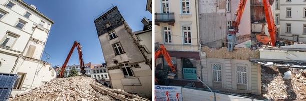 Europ 228 Ischer Hof Baden Baden Hotel Umbau Liegt Im Zeitplan