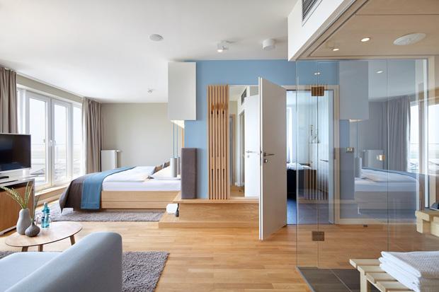 Stylische Hotels An Der Nordsee