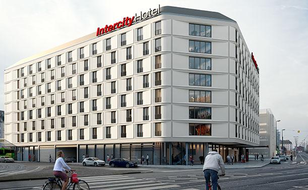 Intercity Hotel Flughafen Frankfurt
