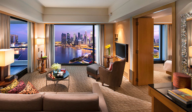 Harbour Suite, Foto: mandarinoriental.com