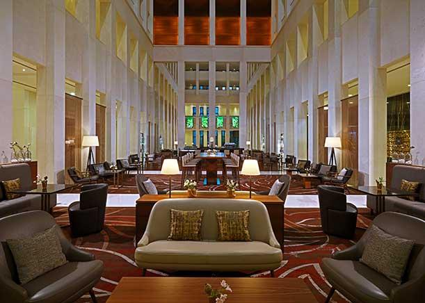 Marriott Hotel Berlin Silvester