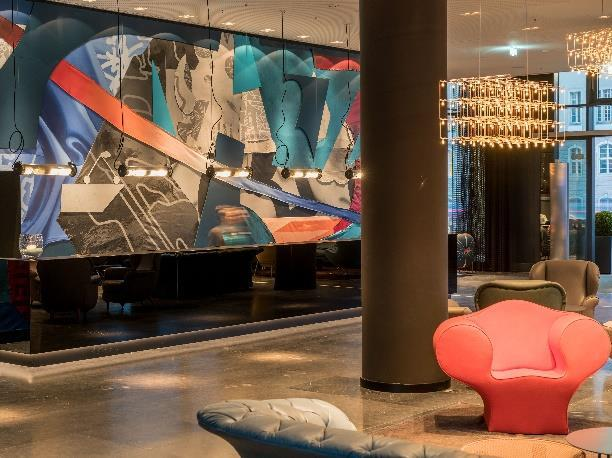 Motel One Alexanderplatz | Fashion meets Street Art