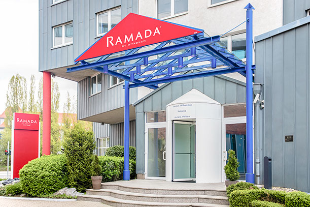 Ramada by Wyndham-Hotel in Bottrop