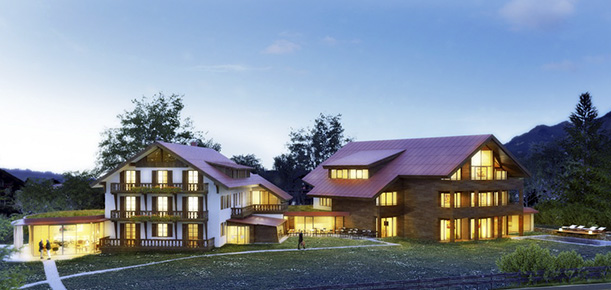 Romantik hotel freiberg alpines designhotel mit for Designhotel oberstdorf