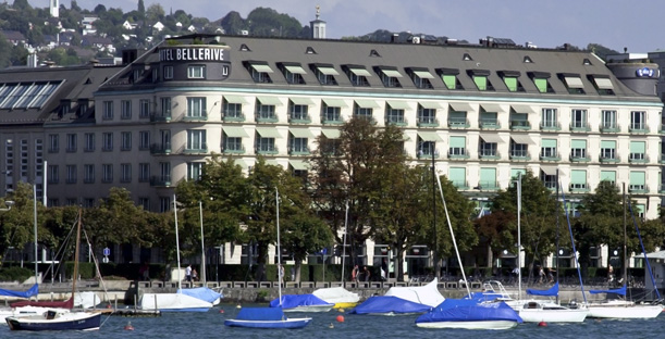 Steigenberger Bellerive au Lac in Zürich