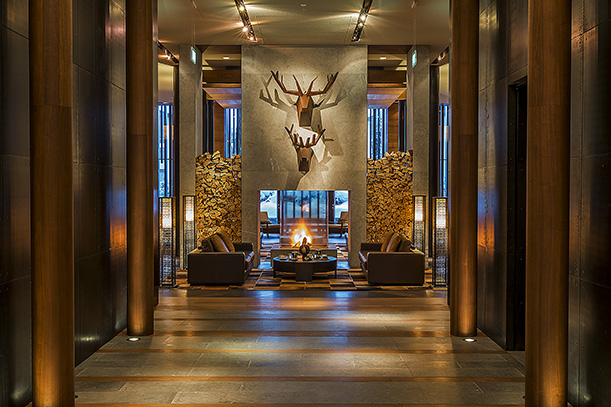 The Chedi Andermatt ist GaultMillaus Hotel des Jahres 2017, Foto © Marcus Gyger