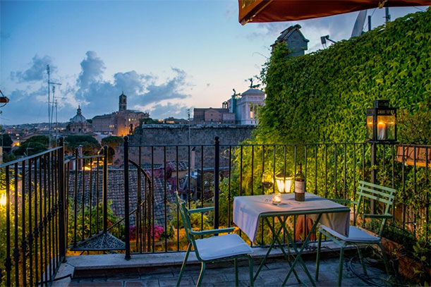 romantisk weekendophold rom