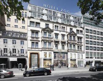 Design hotels hotel zoo ffnet in berlin gourmetwelten for Designhotel residenz 2000 berlin