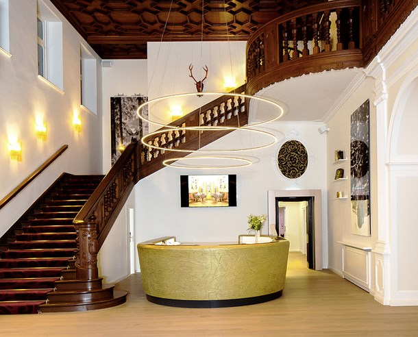 Johann Lafer auf Schloss Hotel Fleesensee Restaurant Blücher\'s by ...