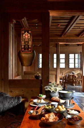 the alpina gstaad ist er ffnet gourmetwelten das. Black Bedroom Furniture Sets. Home Design Ideas