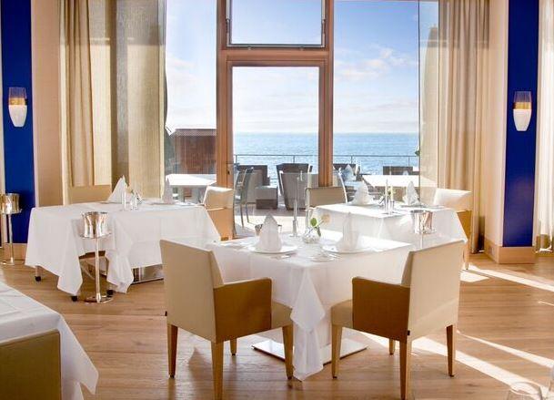 BUDERSAND Hotel Sylt Restaurant KAI3 mit Nordic Fusion ...