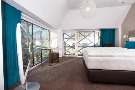 Tourismus neue hotels in sterreich gourmetwelten das for Motel one zimmer grundriss