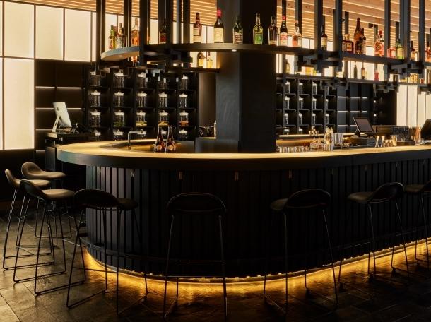 roomers in m nchen hotel mit izakaya restaurant. Black Bedroom Furniture Sets. Home Design Ideas