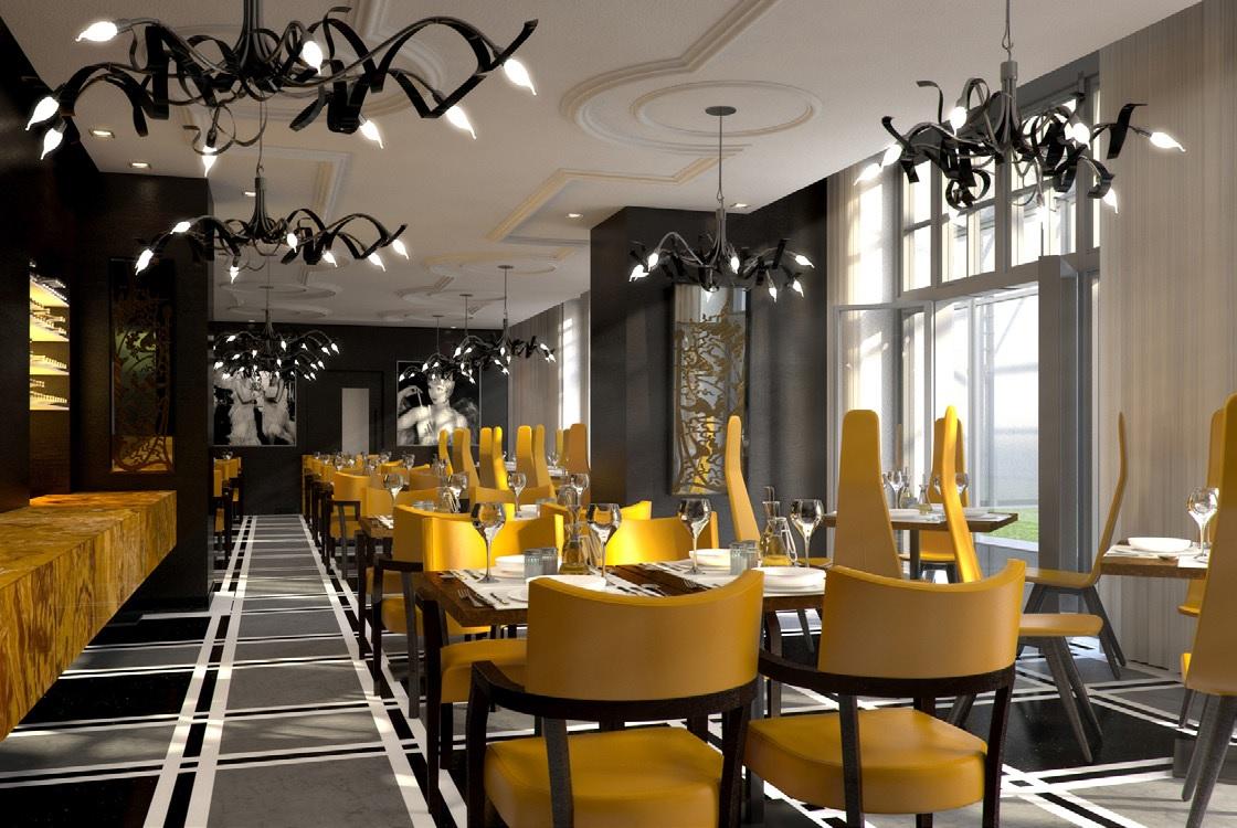 hotel am steinplatz in berlinberlin - gourmetwelten - das genussportal, Innenarchitektur ideen