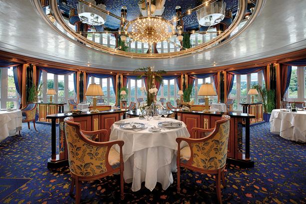 Jeunes Restaurateurs / Table d'honneur Relais & Châteaux Hotel Dollenberg - Gourmetwelten - Das ...