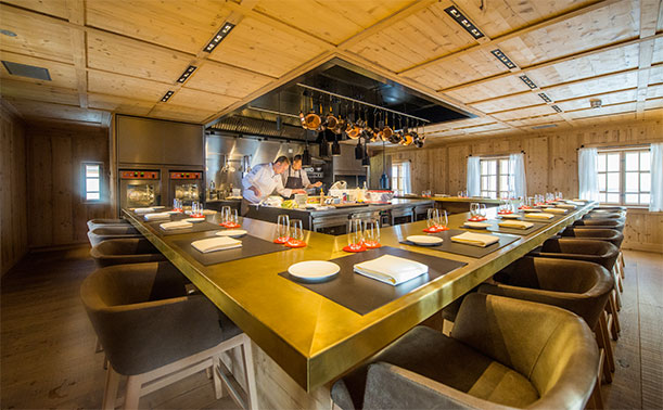 Alpen Sport Resort Rote Wand | 3 Sterne Chefs Table startet