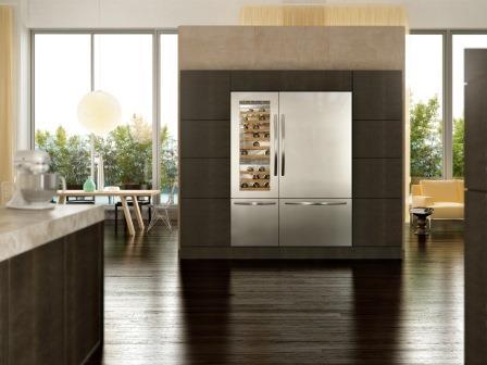 Weinkühlschrank Vertigo von KitchenAid - Gourmetwelten - Das ... | {Weinkühlschränke 96}