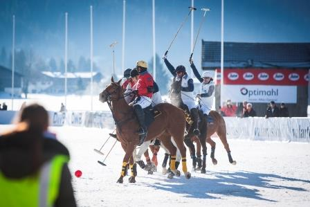 14. Valartis Bank Snow Polo World Cup | Optimahl goes Kitzbühel