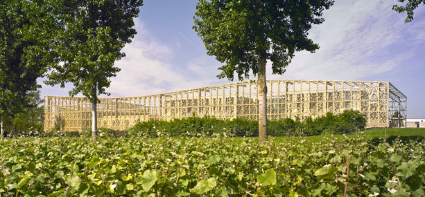 Firmensitz in Reims, Foto © Champagnes P&C Heidsieck – S.A.S. – REIMS