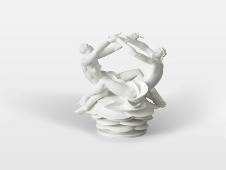 250 jahre k nigliche porzellan manufaktur berlin gourmetwelten das genussportal. Black Bedroom Furniture Sets. Home Design Ideas