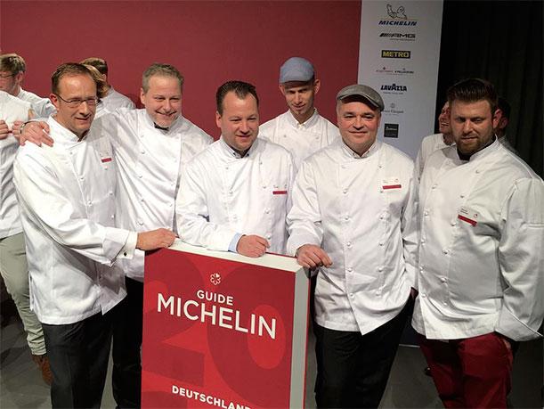 Bon Michelin Guide Deutschland 2018 | Die Sterne Restaurants