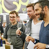 Generation Riesling am 4. September 2017 in Hamburg, Foto © Generation Riesling