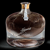 Lalique und Niepoort in Kooperation | Niepoort in Lalique 1863