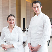 Beau-Rivage Palace in Lausanne | Paolo Boscaro wird Küchenchef