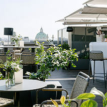 Ritz-Carlton in Wien | Neues Konzept für die Rooftop Bar, Foto © The Ritz-Carlton, Vienna