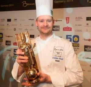 Foto: Eberl/BOCUSE D'OR GERMANY