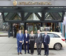 Fotos: InterContinental Hotels Group (IHG)