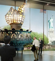 Statue of Liberty Museum Credit: Excollaborative/NYC & Company