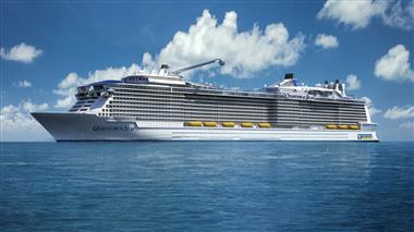 quantum-exterior, Foto Royal Caribbean International
