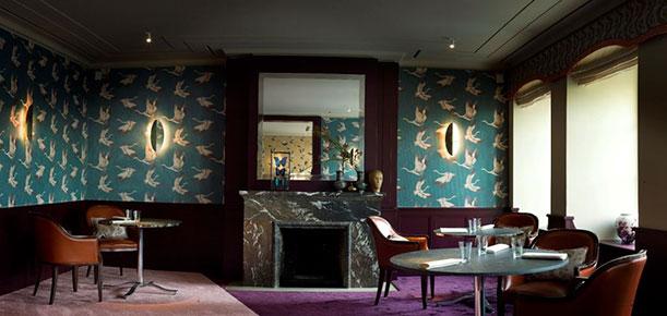 Neues Fine Dining Im Dallmayr Stammhaus In München Restaurant Alois Gorgeous Restaurant Dining Room Design