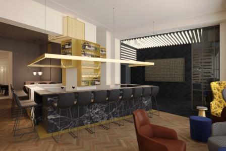 volker drkosch startet durch hotel the fritz in d sseldorf gourmetwelten das genussportal. Black Bedroom Furniture Sets. Home Design Ideas