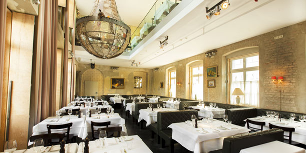 Ein Besuch im Restaurant The Grand in Berlin